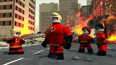 LEGO The Incredibles [1.0.0 + 1 DLC] (2018) PC   RePack от qoob
