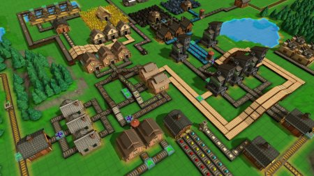 Factory Town (2019) PC   Early Access