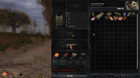 Сталкер SGM 2.2 + Gunslinger Mod